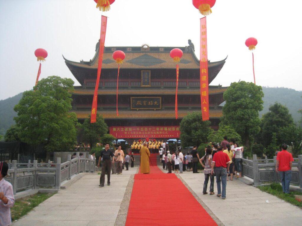 Shuanglin Temple-1