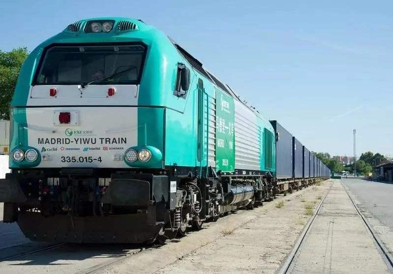 Madrid-Yiwu Train-2