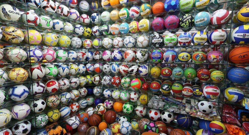 football store