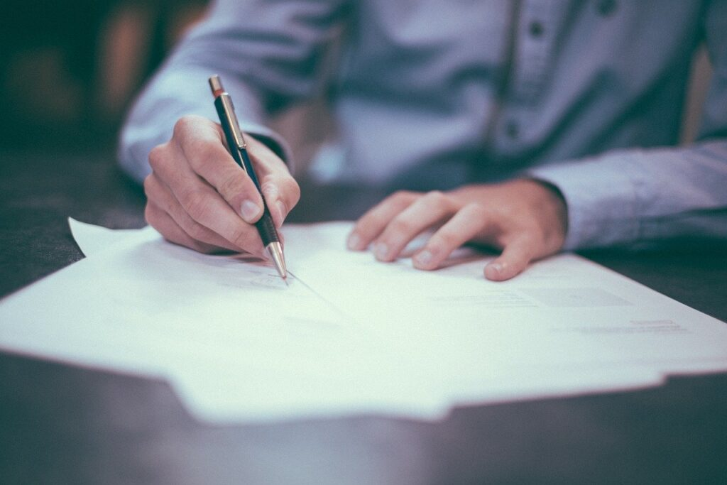 purchase order contract