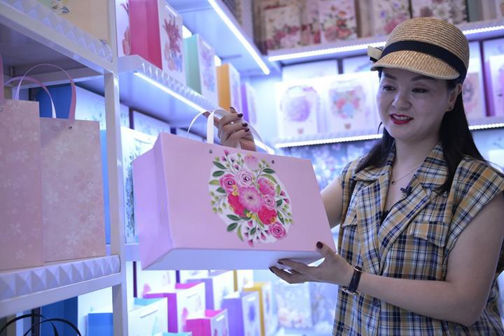 operators in Yiwu market