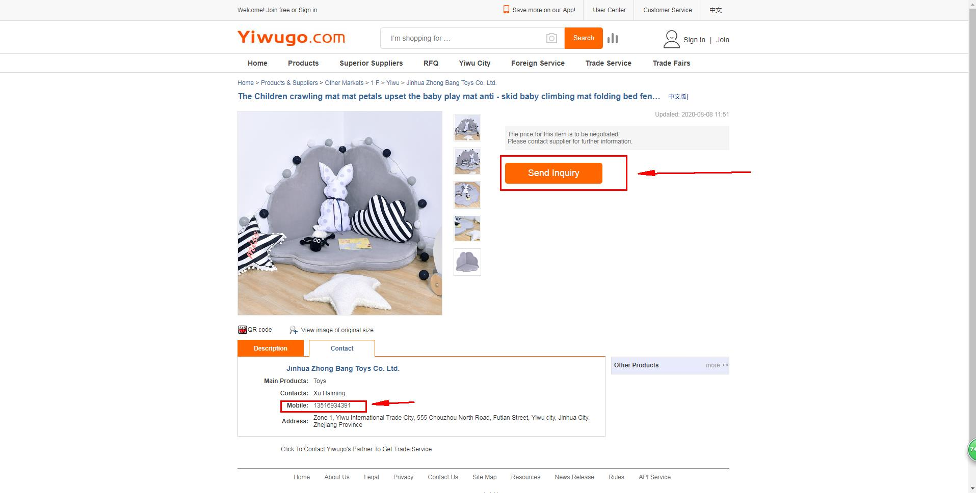 YiwuGo.com-contact suppliers