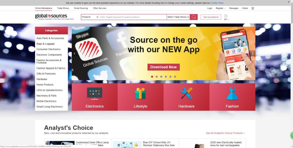 global sources.com