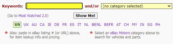 filter by keywords