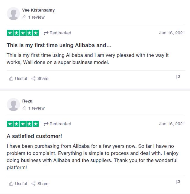 Alibaba Review-2