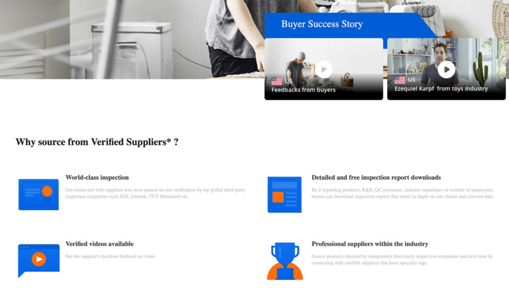Verified Suppliers