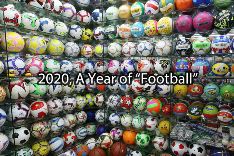 2020, A Year of Football