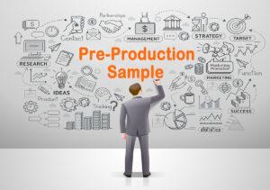 Pre-Production Sample