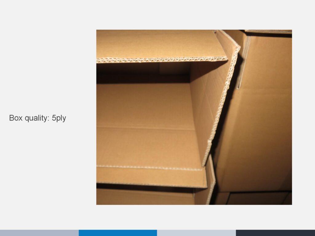 Amazon FBA Quality report