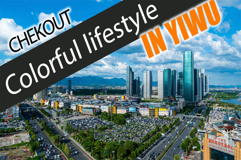 Yiwu City Guide