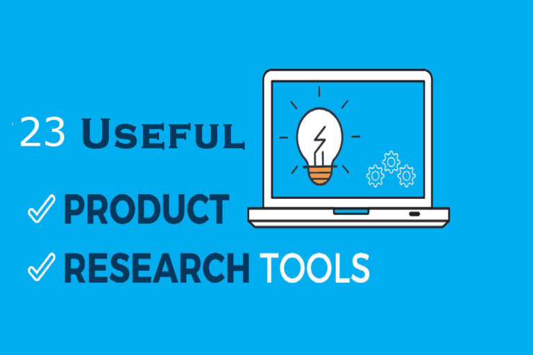 How to do product research