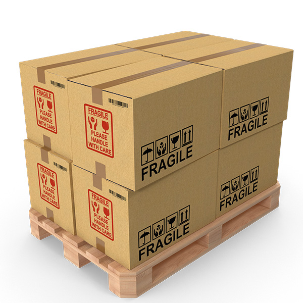 Pallet shipping cost